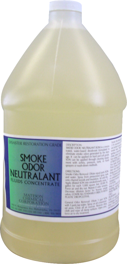 Smoke Odor Neutralant