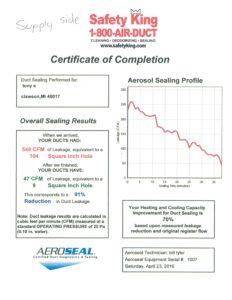 Aeroseal May 11